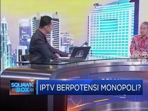 Akuisis LINK, IPTV Berpeluang Monopoli? Ini Kata Praktisi