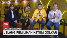 VIDEO: Jelang Pemilihan Ketua Umum Golkar