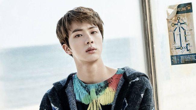 Jin BTS, 'Gamer' yang Sempat Tolak Jadi Idol