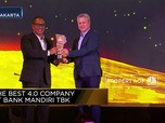 Bank Mandiri, Pemenang The Best 4.0 Company