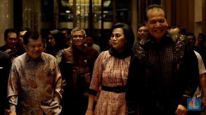 CNBC Indonesia Award, Menyongsong Indonesia Bangkit 2020