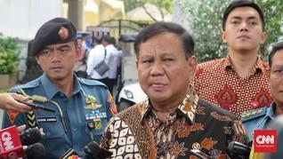 Prabowo-TNI-Komisi I DPR Rapat Tertutup soal Natuna