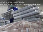 Intip Senjata Rahasia Luhut Bawa Rupiah Jadi Rp 10.000/US$