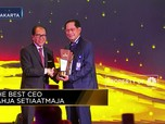 Jahja Setiaatmadja, Pemenang The Best CEO