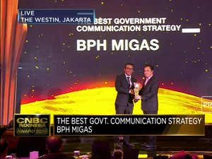BPH Migas, The Best Government Communication Strategy
