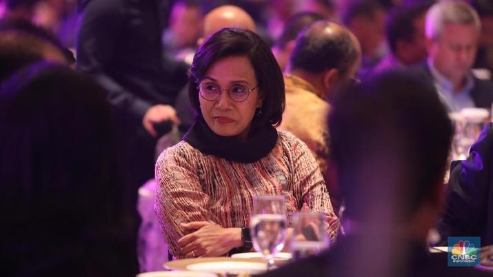India Cuma Tumbuh 4,5%, Apa Respons Sri Mulyani?