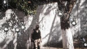 FOTO: Amuk Kartel Narkoba di Meksiko
