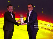 ASTRA International, Best Public Company Manufacture Sector
