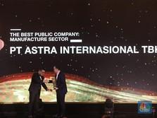 Astra International Fokus Kembangkan SDM