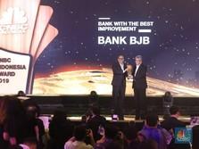 Terus Tumbuh, Bank bjb Raih Bank With The Most Improvement