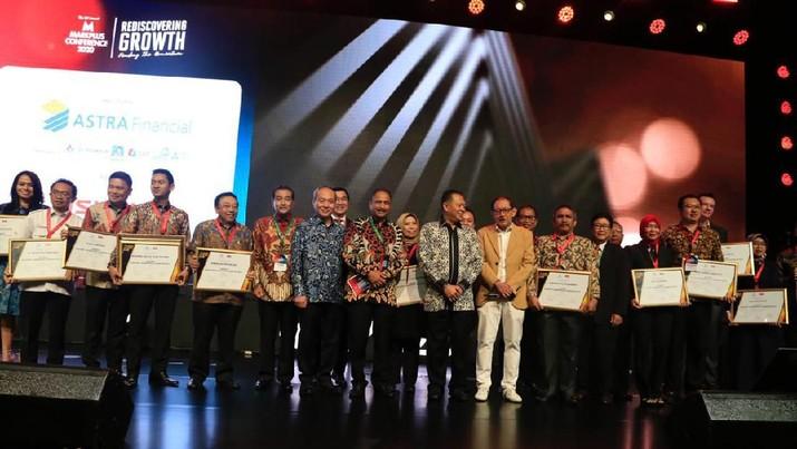 CEO Detik Network Raih Penghargaan Marketeer of The Year 2019