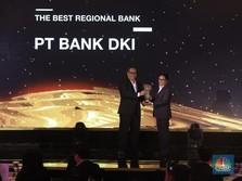 Krusial Bagi Jakarta, Bank DKI Raih The Best Regional Bank