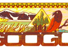 Google Doodle Ikut Rayakan Taman Nasional Lorentz, Apa itu?