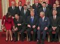 Trump, Macron, dan Erdogan Bertengkar di KTT NATO