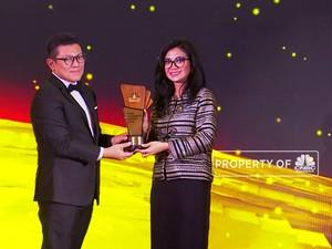 BNI Life Insurance, Pemenang The Best Insurance Company