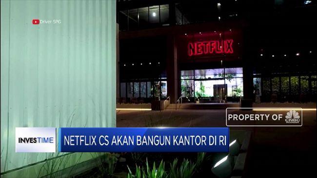 Netflix, Amazon dan Facbook Siap Buka Kantor di Indononesia