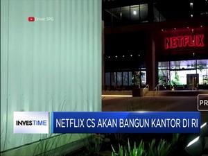 Netflix, Amazon dan Facebook Siap Buka Kantor di Indonesia