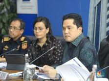 Viral Dirut Garuda Dicopot, Erick Thohir: Sosmed Sangat Kejam