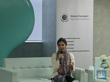 Franka Makarim Bicara Soal Peran Wanita Dalam Ekonomi RI