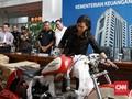 FOTO: Harley-Davidson Dirut Garuda Barang Langka
