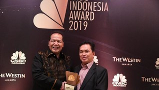 BPH Migas Raih Best Government Communication Strategy Award