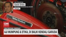 VIDEO: Aji Mumpung & Etika, di Balik Kendali Garuda