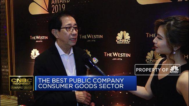 SIDO Raih Penghargaan di CNBC Indonesia Award, Ini kata Bos SIDO