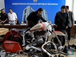 Harley Selundupan di Garuda Berpotensi Rugikan Negara Rp1,5 M