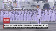 VIDEO: Puncak Peringatan Hari Armada 2019