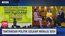 VIDEO: Tantangan Politik Golkar Menuju 2024 (1/4)