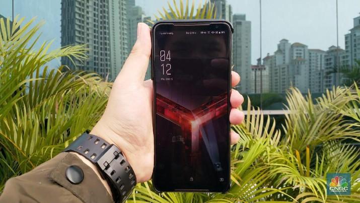 Ponsel khusus gaming canggih keluaran ASUS terbaru, ROG Phone II, secara resmi diluncurkan pada hari Kamis, 5 Desember 2019.