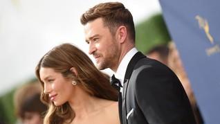 Gandeng Wanita Lain, Justin Timberlake Minta Maaf ke Istri