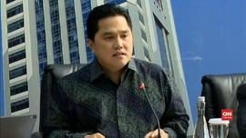 VIDEO: Erick Thohir Pecat Dirut Garuda