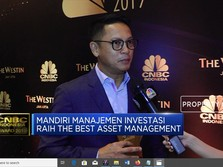 MMI: CNBC Indonesia Award Dorong Industri Reksa Dana