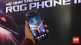 Asus Singgung Batalnya ROG Phone 2018 dan Xiaomi Black Shark