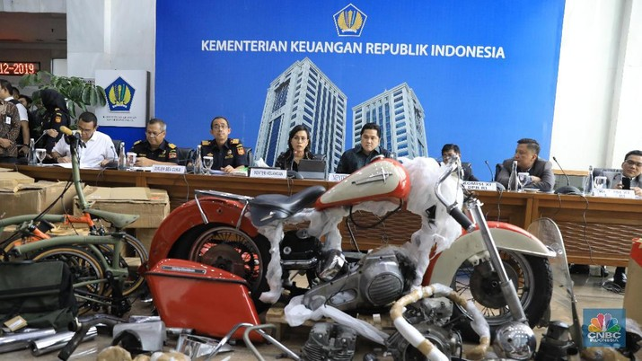 Bos Garuda memesan Harley sejak 2018 lalu dan transaksi dibantu oleh direksi lainnya.