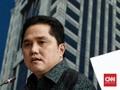 Erick Thohir Tak Masalah Rombak Total Direksi Garuda
