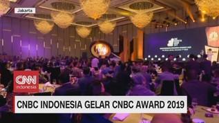 VIDEO: CNBC Indonesia Gelar CNBC Award 2019