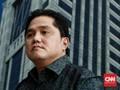 Erick Thohir Tunjuk Carlo Tewu Bereskan 'Perang' 17 BUMN