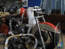 Selundup Harley, Eks Bos Garuda Dituntut Penjara 1 Tahun