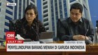 VIDEO: Konpers Soal Penyelundupan Barang Mewah Dalam Garuda