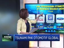 Tsunami PHK Otomotif Global