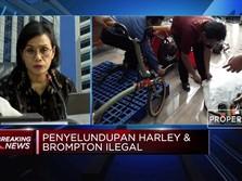 Potensi Kerugian Negara Dari Penyelundupan Harley Rp 1,5 M