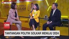 VIDEO: Tantangan Politik Golkar Menuju 2024 (2/4)
