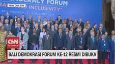 VIDEO: Bali Demokrasi Forum ke 12 Resmi Dibuka