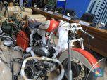 Wah! Harga Harley Selundupan di Garuda Rp 800 Juta