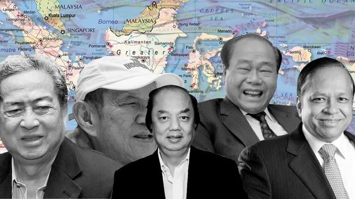 Media global Forbes kembali merilis daftar orang terkaya di Indonesia alias crazy rich.