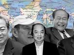 20 Crazy Rich Indonesia, Dikuasai Rokok, CPO & Petrokimia!