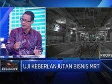 Dorong Bisnis Non-Farebox, MRT Jakarta Bangun Fasilitas TOD