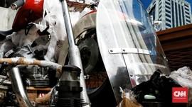 Direksi Garuda Terlibat Penyelundupan Harley Diberhentikan